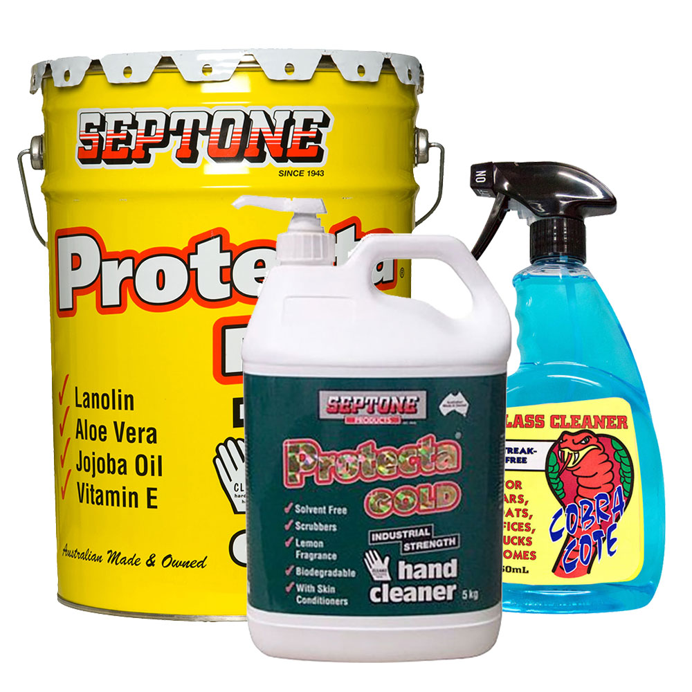 Solvents & Hand Cleaners